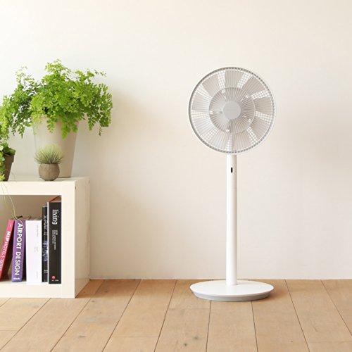 渦をなくした自然界の風。革新的な日本製扇風機