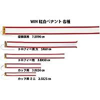 WIN 紅白ペナント各種