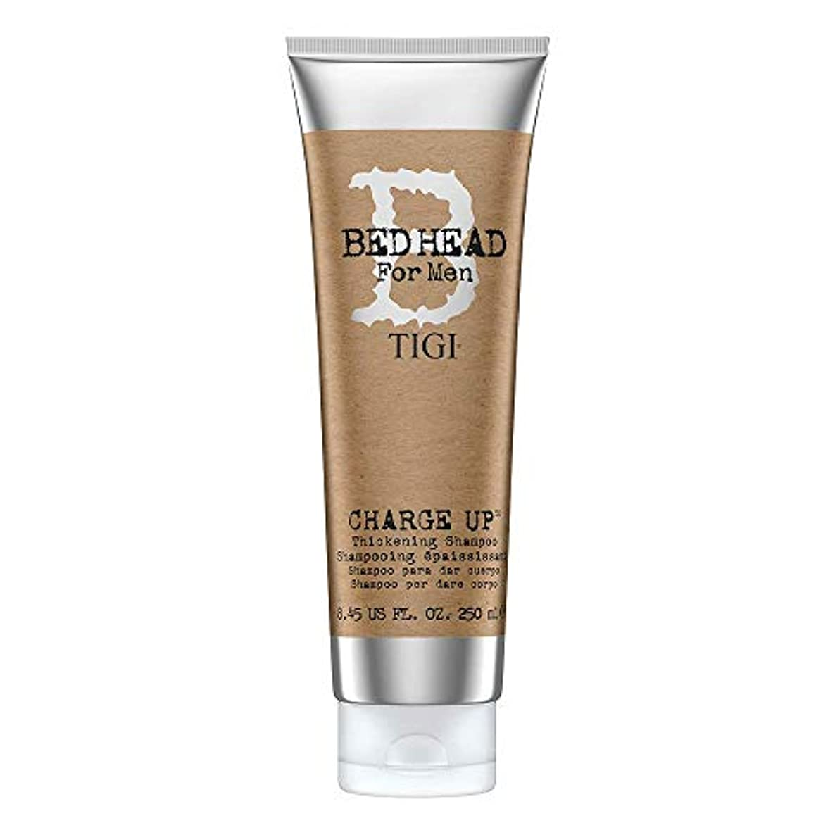 不安定入り口決定TIGI Bed Head For Men Charge Up Thickening Conditioner 200ml (並行輸入品)