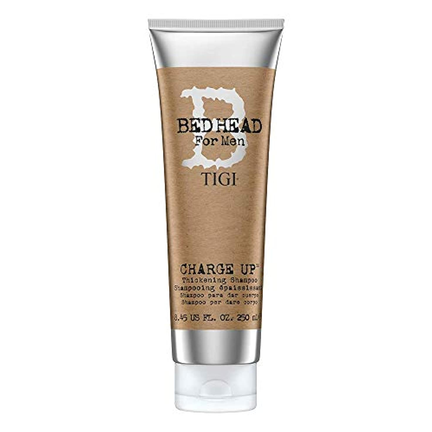 TIGI Bed Head For Men Charge Up Thickening Conditioner 200ml (並行輸入品)