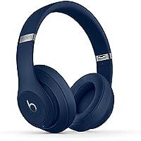 Beats by Dr.Dre ワイヤレスノイズキャンセリングオーバーイヤーヘッドホン Studio3 Wireless 連続再生最大約40時間 Bluetooth対応 W1チップ搭載 密閉型 通話可能 リモコン有り ブルー MQCY2PA/A 【国内正規品】