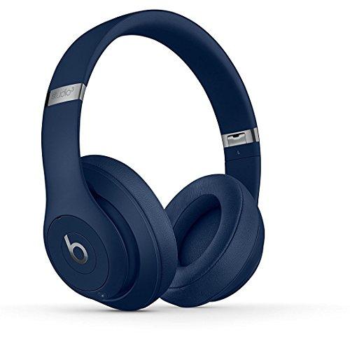 Beats Studio3 Wireless ワイヤレスノイズキャンセリングヘッドホン - ブルー