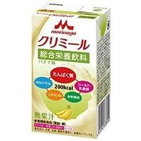 株式会社クリニコ クリニコ エンジョイクリミール バナナ味 125ml x 24本
