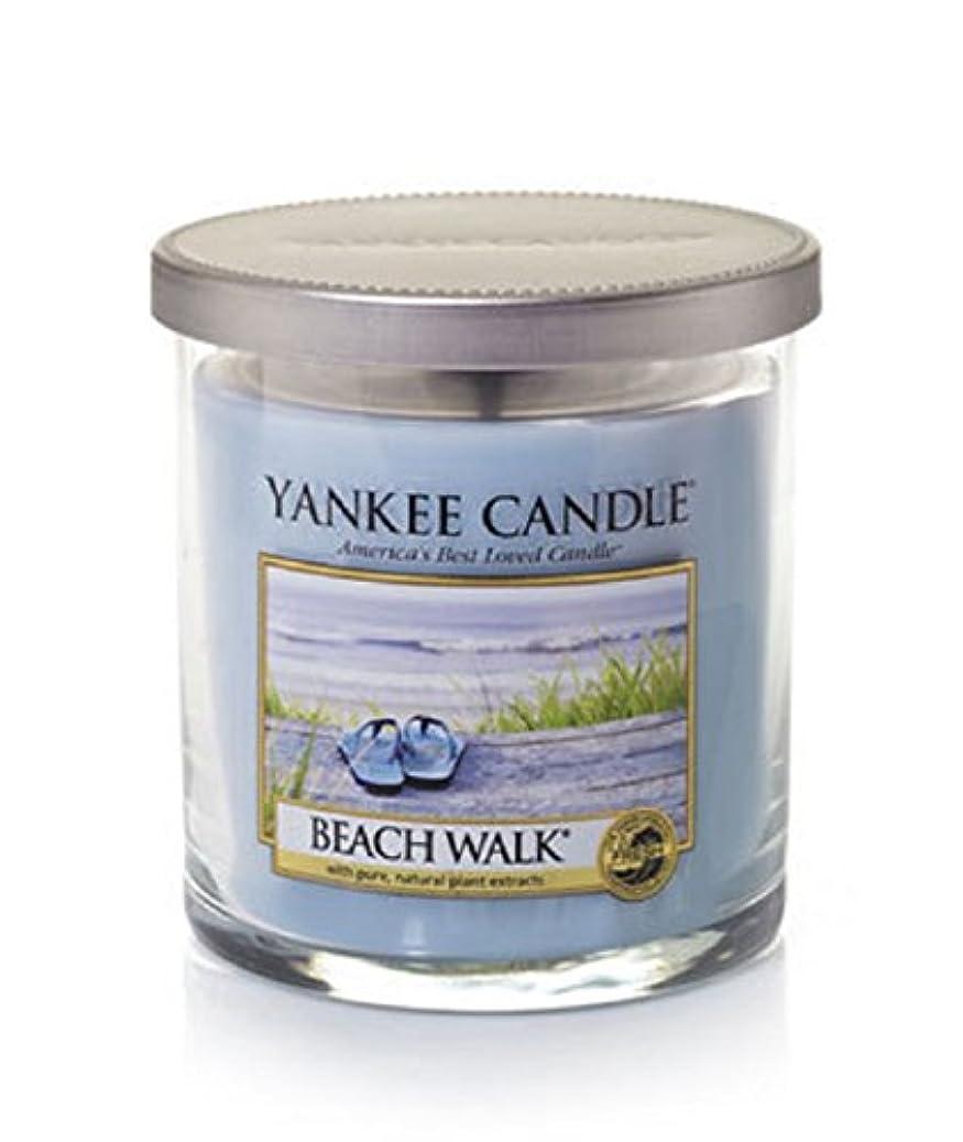 七面鳥キャンペーン接尾辞Yankee Candle Beach Walk Large Jar 22oz Candle Small Tumbler Candles ブルー 1162792