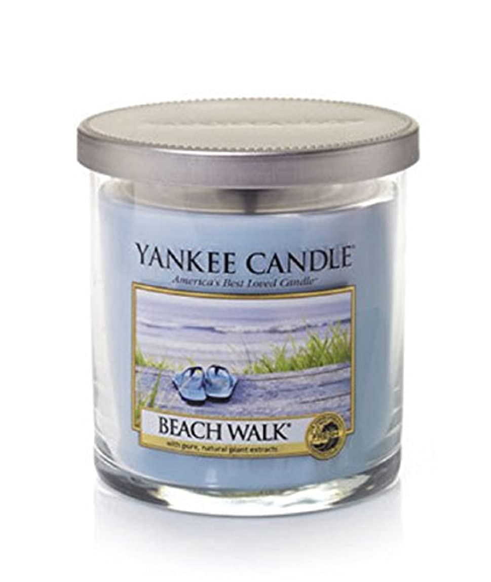 台無しにロッジ合成Yankee Candle Beach Walk Large Jar 22oz Candle Small Tumbler Candles ブルー 1162792