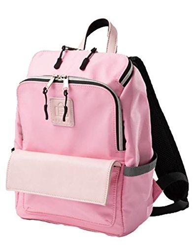 REANGLE(リアングル) iCEPOINT(アイスポイント)使用 親子でお揃いフード付きバッグ 子供用 HB700 ピンク・PK