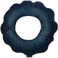 Kongqiabona Compact Size Comfortable Blossom Shape Cushion Soft Office Travel Twist Neck Back Head Protetc Pillow Cushion Best Gift