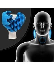 TerGOOSE マッサージ枕 マッサージ機 首マッサージャー マッサージ器 マッサージ枕 マッサージクッション 枕ピロー 新しい 新タイプ 肩こり 頚椎 多機能 ストレス 首肩こり解消 疲労 痛み 軽減 人気