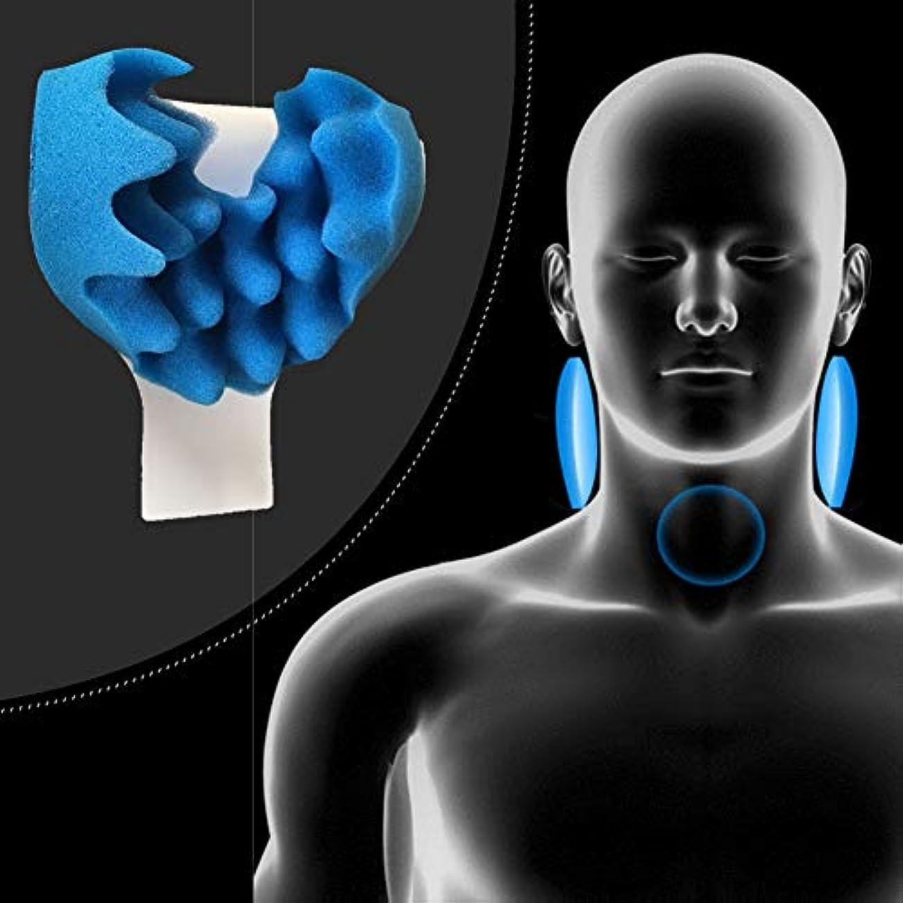 真実人質腫瘍TerGOOSE マッサージ枕 マッサージ機 首マッサージャー マッサージ器 マッサージ枕 マッサージクッション 枕ピロー 新しい 新タイプ 肩こり 頚椎 多機能 ストレス 首肩こり解消 疲労 痛み 軽減 人気