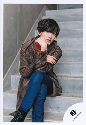 関西ジャニーズJr 公式 生 写真(道枝駿佑)J00064