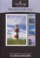 カード–Boxed–Pray for you-lighthouses