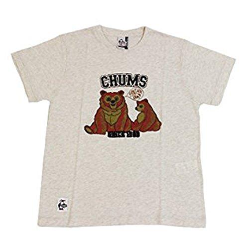 チャムス 2ブラザーベアーズ Tシャツ