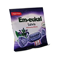 Em-eukal Drops Sage Without Sugar 50g [並行輸入品]