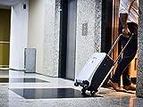 PLEVO|衣類をハンガーにかけたまま運べるスマートスーツケース「プリーボ」