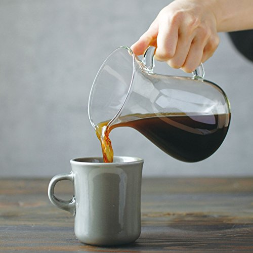 コーヒーカラフェセット SCS-04-CC 600ml 27621