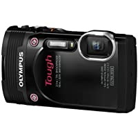 OLYMPUS デジタルカメラ STYLUS TG-850 Tough ブラック 防水性能10m 可動式液晶モニター TG-850 Tough BLK