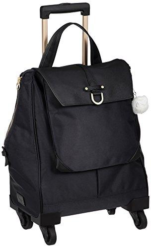 [カナナプロジェクト] スーツケース等 カナナCL-3TR ソフトキャリー 機内持込可 16L 39cm 2.3kg 55302 01 ブラック