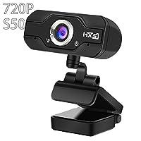 USB 2.0720p 1080p HD WebカメラWebカメラビデオwith Micマイククリップ式for MSN SkypeデスクトップコンピュータPC Android TV S50 720P