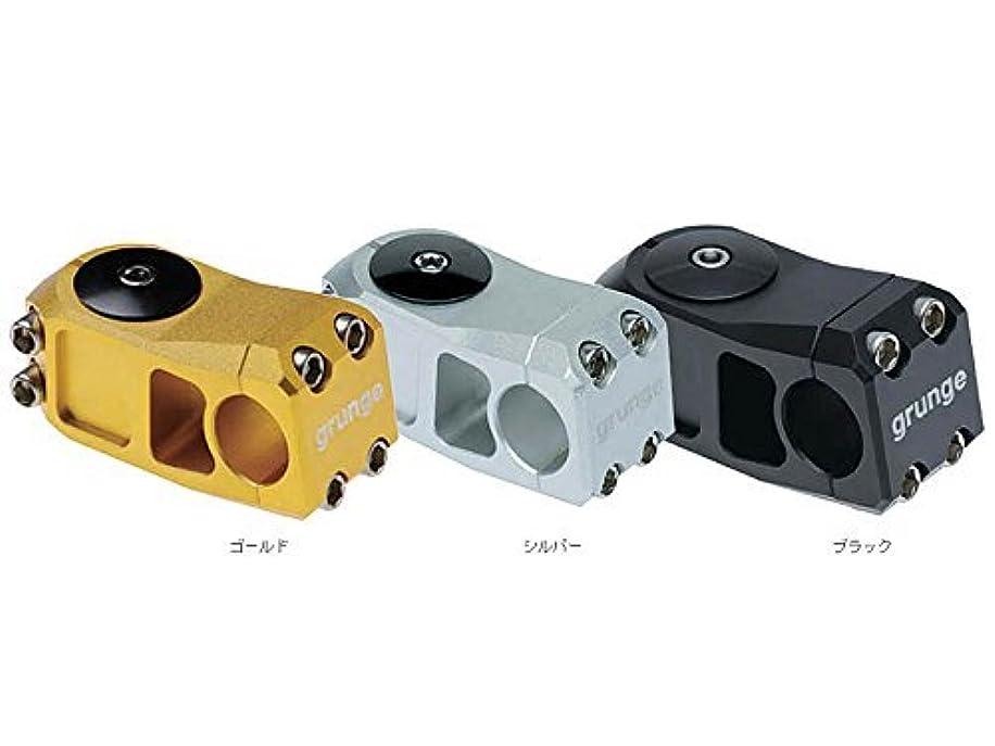 マインド保険退屈させるgrunge(グランジ) DHステム 95°50mm カラー/サイズ ブラック/50mm V23P037 ブラック