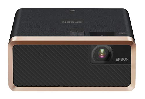 EPSON dreamio ホームプロジェクター(2500000:1 2000lm) WXGA対応 メディアストリーミング端末なし EF-100B