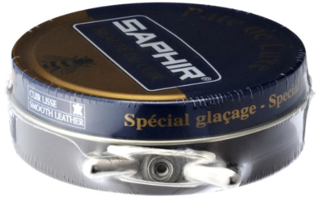 相対的レガシーグリーンバック[サフィール] ワックス ビーズワックスポリッシュ 50ml 靴磨き 鏡面磨き 補色 ツヤ出し 9550002 0