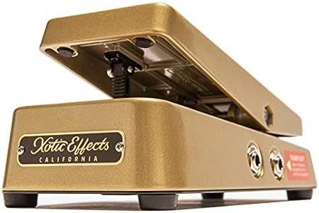 Xotic エキゾチック エフェクター ボリュームペダル XVP-250K Gold Case (High Impedance) 【国内正規品】