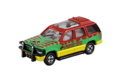[해외]토미카 드림 토미카 No.141 쥬라기 월드 투어 차량/Tomica Dream Tomica No.141 Jurassic World Tour Vehicle