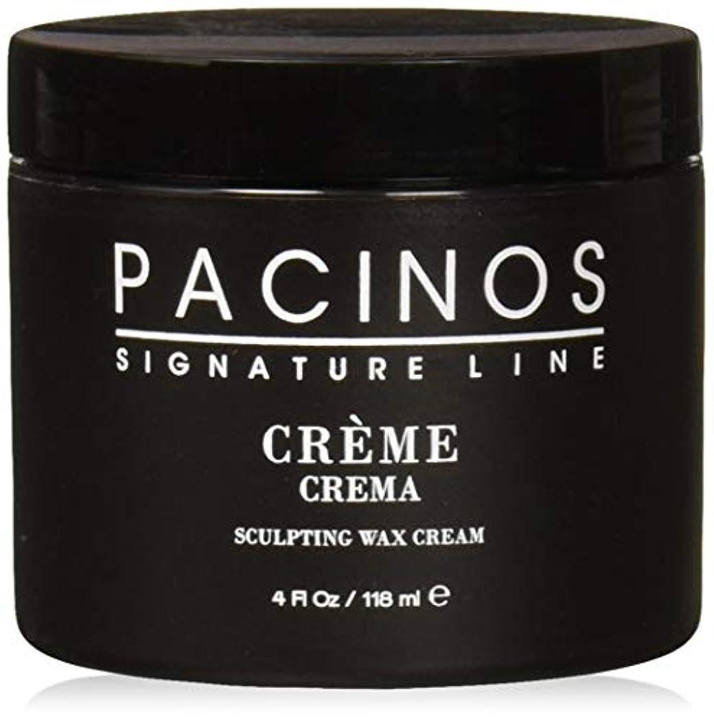 涙ヘクタールペンダントPacinos Grooming Elegance Creme, Sculpting Wax Cream 4oz by Pacinos [並行輸入品]