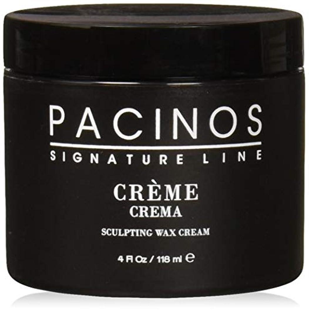 増強する作成者リラックスしたPacinos Grooming Elegance Creme, Sculpting Wax Cream 4oz by Pacinos [並行輸入品]