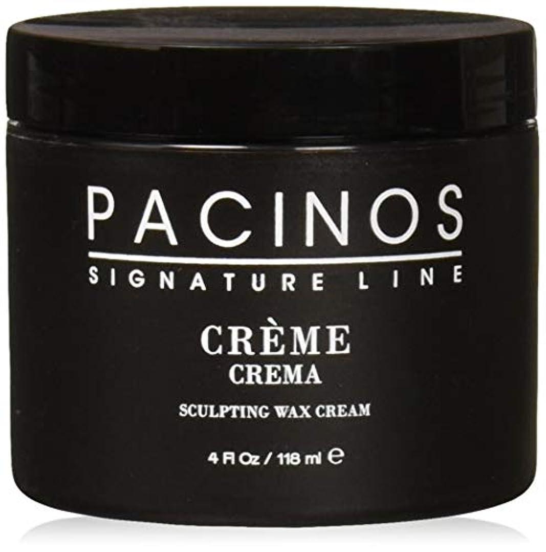 イブ中庭具体的にPacinos Grooming Elegance Creme, Sculpting Wax Cream 4oz by Pacinos [並行輸入品]