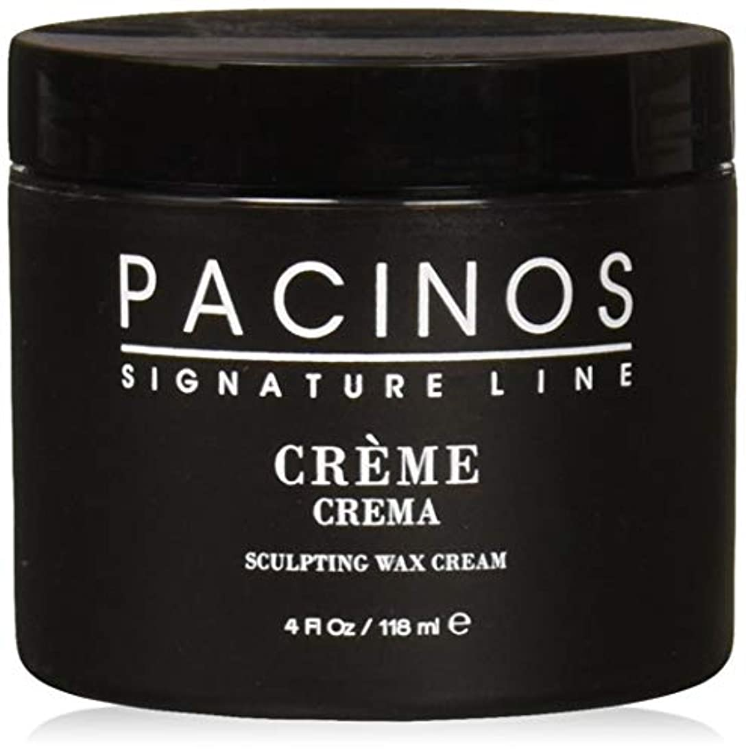 助けてイタリック感じPacinos Grooming Elegance Creme, Sculpting Wax Cream 4oz by Pacinos [並行輸入品]