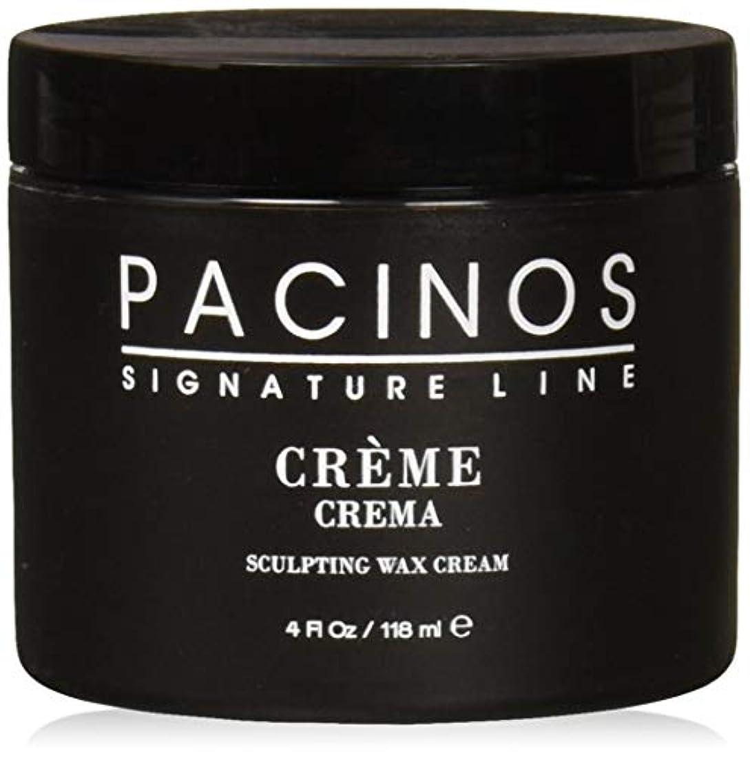 連隊退屈議会Pacinos Grooming Elegance Creme, Sculpting Wax Cream 4oz by Pacinos [並行輸入品]