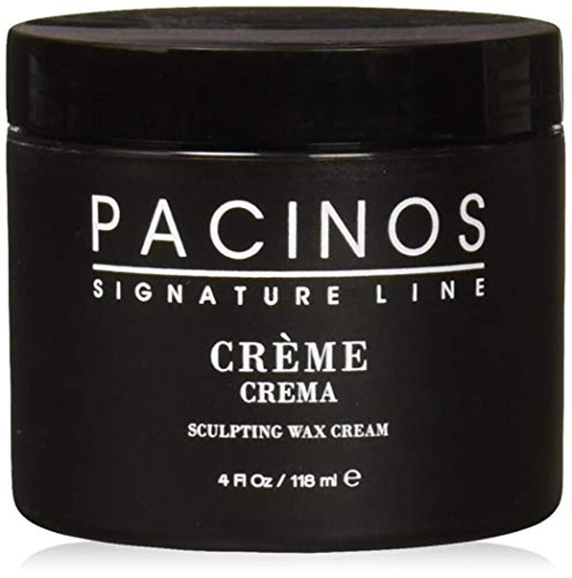転送誇張必要性Pacinos Grooming Elegance Creme, Sculpting Wax Cream 4oz by Pacinos [並行輸入品]