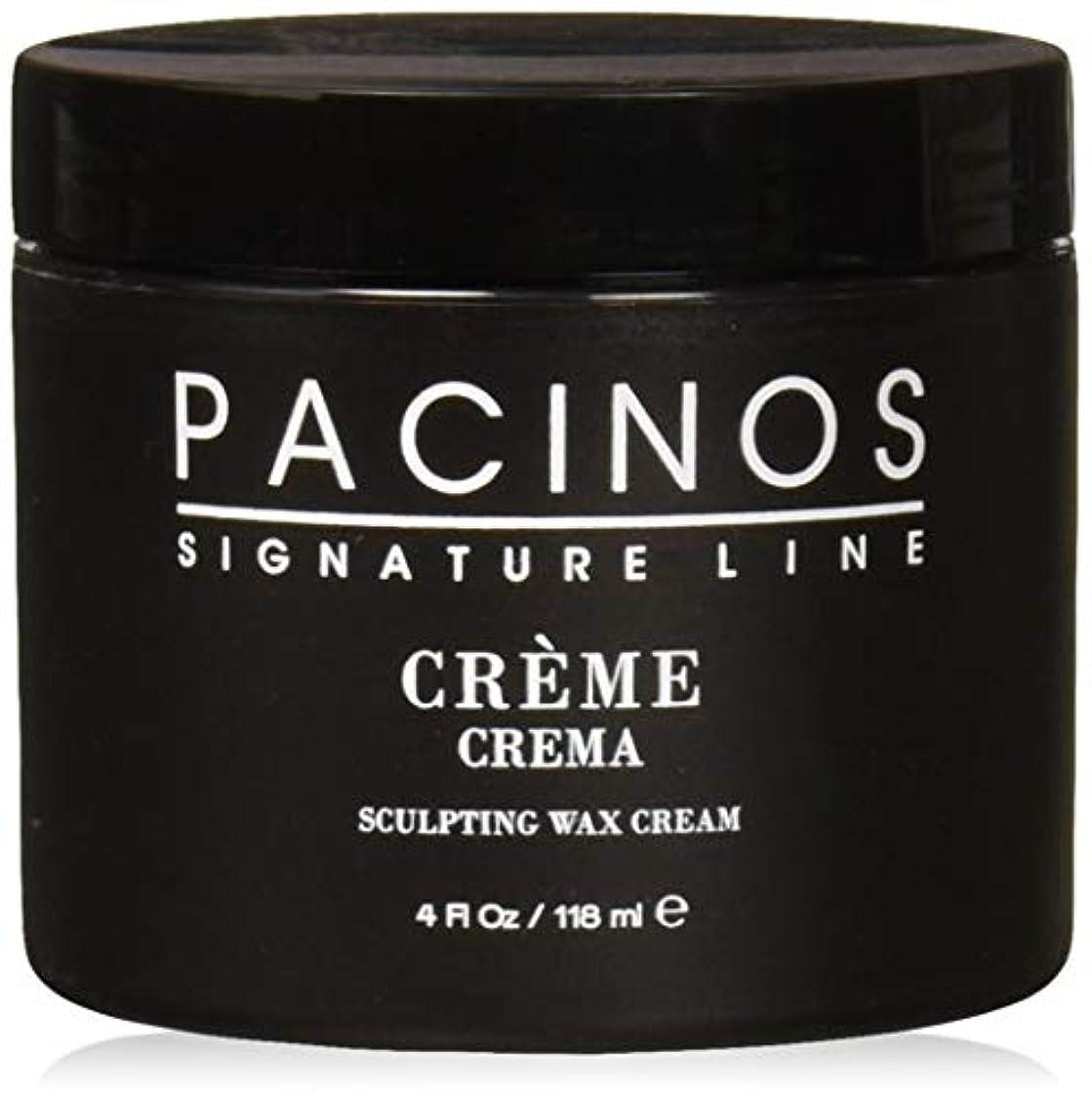 熱狂的な講堂検査官Pacinos Grooming Elegance Creme, Sculpting Wax Cream 4oz by Pacinos [並行輸入品]