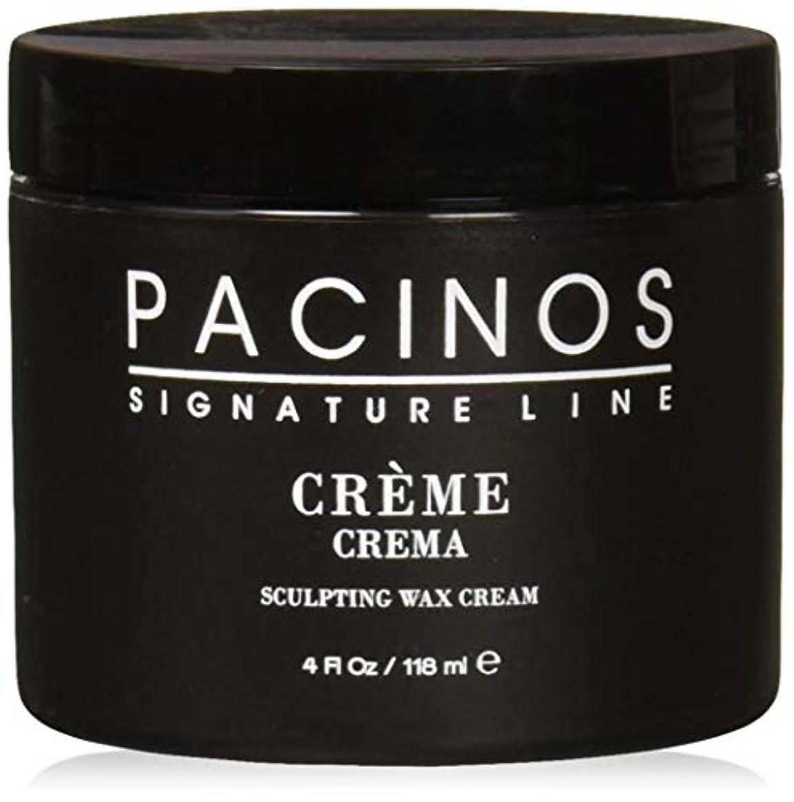 ロードハウス長さグローバルPacinos Grooming Elegance Creme, Sculpting Wax Cream 4oz by Pacinos [並行輸入品]
