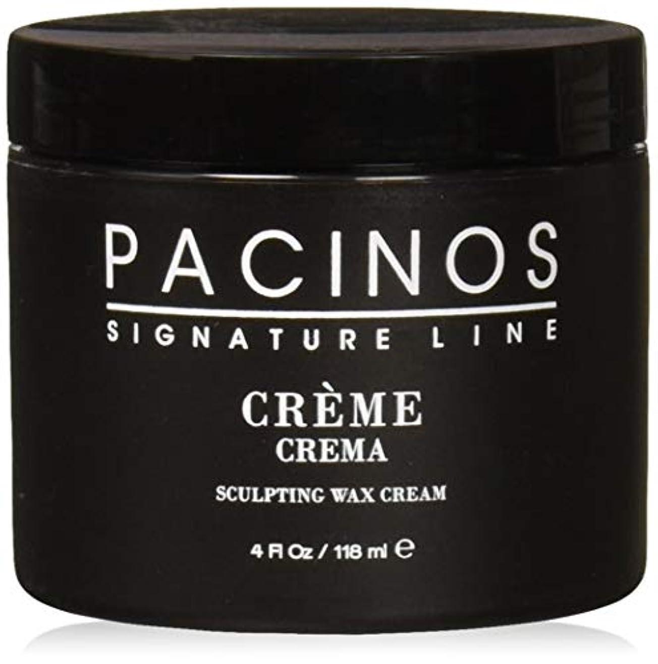 実施するパーセントPacinos Grooming Elegance Creme, Sculpting Wax Cream 4oz by Pacinos [並行輸入品]