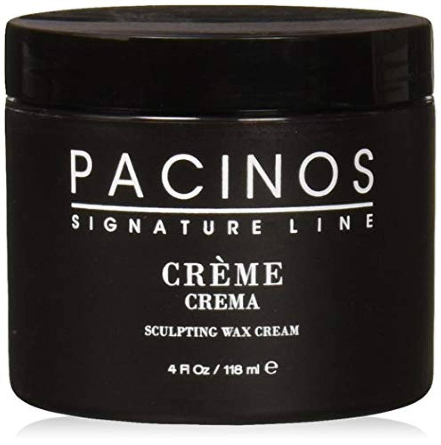 中間残り寝てるPacinos Grooming Elegance Creme, Sculpting Wax Cream 4oz by Pacinos [並行輸入品]