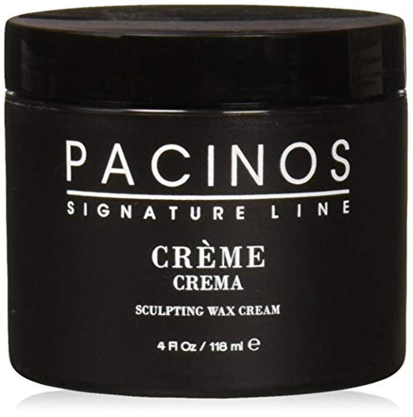 バーベキューイベント歌うPacinos Grooming Elegance Creme, Sculpting Wax Cream 4oz by Pacinos [並行輸入品]