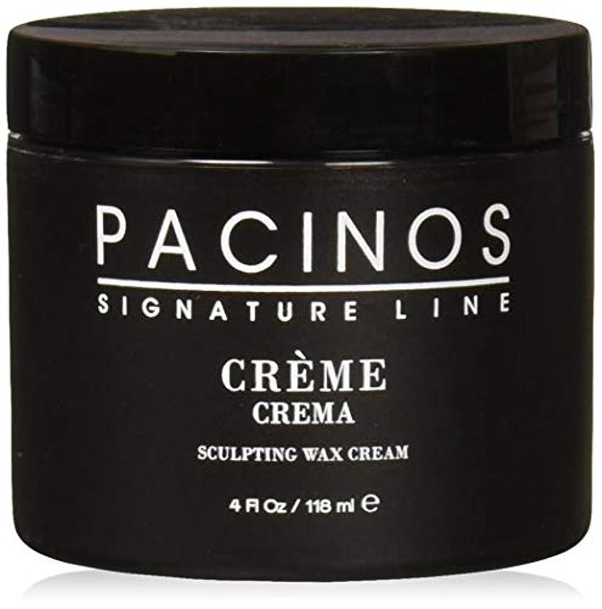 雑多なサンダースヒュームPacinos Grooming Elegance Creme, Sculpting Wax Cream 4oz by Pacinos [並行輸入品]