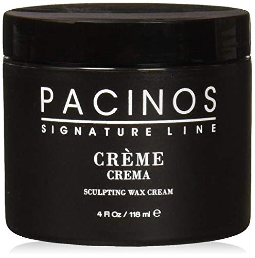 バック逃すメモPacinos Grooming Elegance Creme, Sculpting Wax Cream 4oz by Pacinos [並行輸入品]