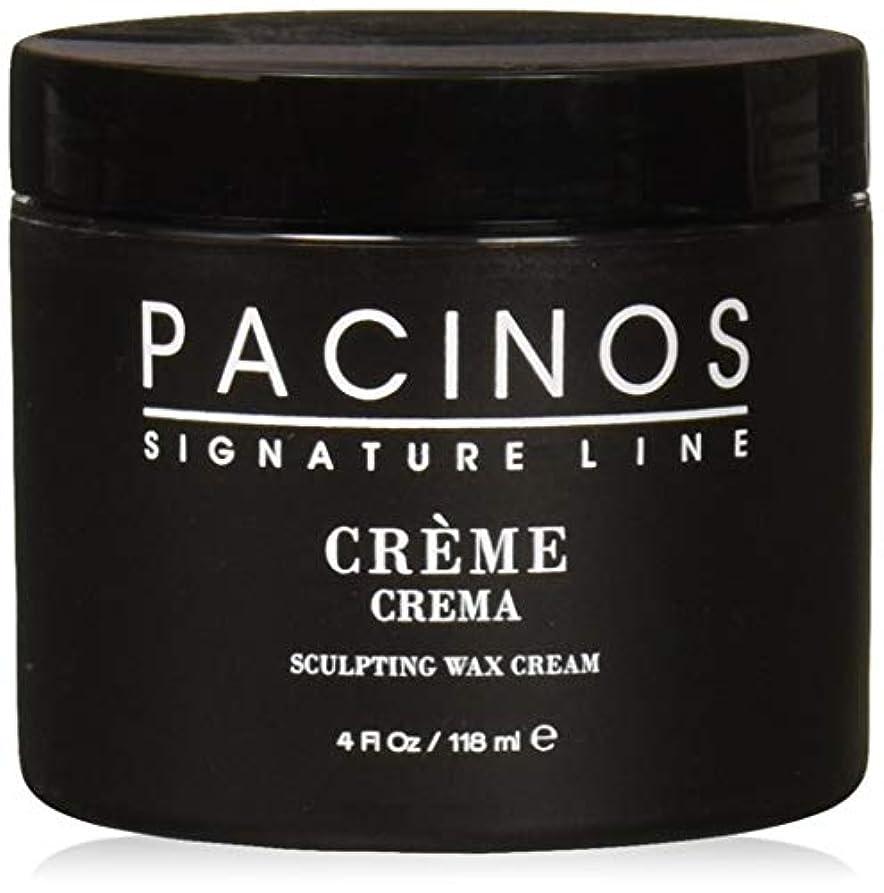 海岸出血値下げPacinos Grooming Elegance Creme, Sculpting Wax Cream 4oz by Pacinos [並行輸入品]