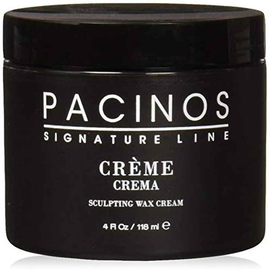 一時的有罪有限Pacinos Grooming Elegance Creme, Sculpting Wax Cream 4oz by Pacinos [並行輸入品]