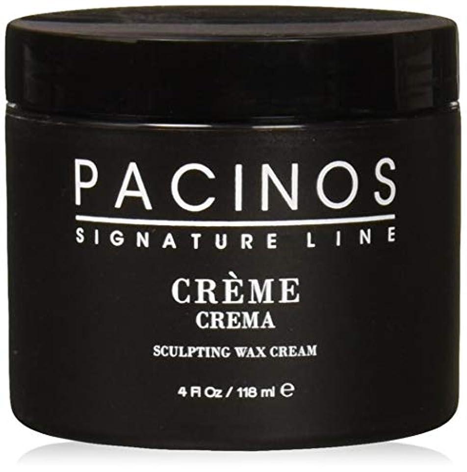いらいらさせるガード反発するPacinos Grooming Elegance Creme, Sculpting Wax Cream 4oz by Pacinos [並行輸入品]
