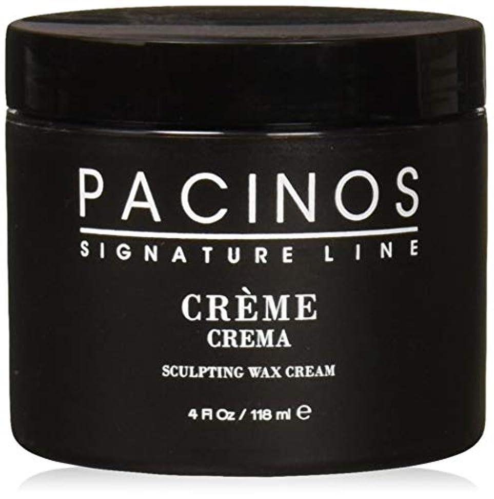 状不注意サーフィンPacinos Grooming Elegance Creme, Sculpting Wax Cream 4oz by Pacinos [並行輸入品]