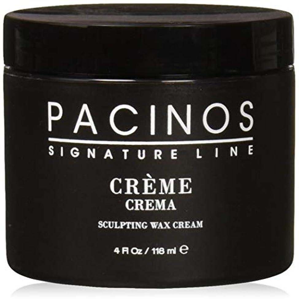 照らす授業料連結するPacinos Grooming Elegance Creme, Sculpting Wax Cream 4oz by Pacinos [並行輸入品]