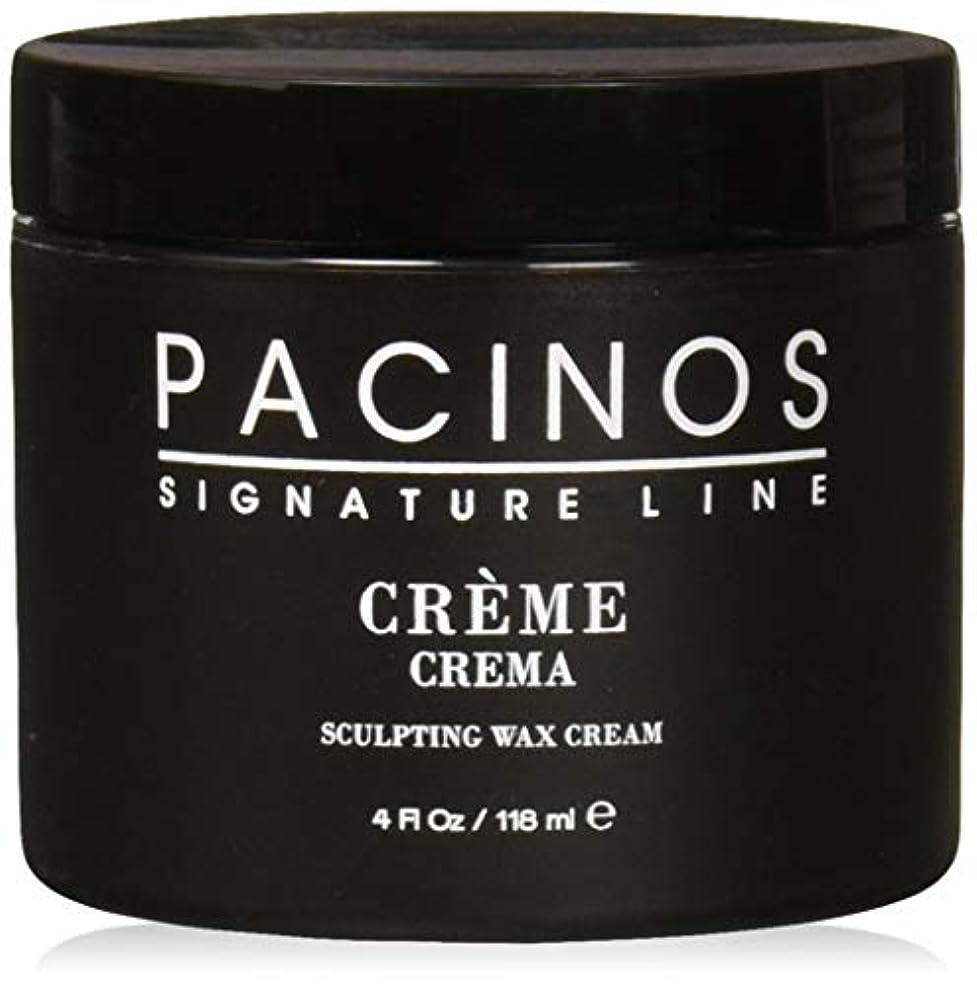 素晴らしき年次冒険家Pacinos Grooming Elegance Creme, Sculpting Wax Cream 4oz by Pacinos [並行輸入品]