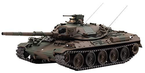 islands 1/43 陸上自衛隊 74式戦車 完成品