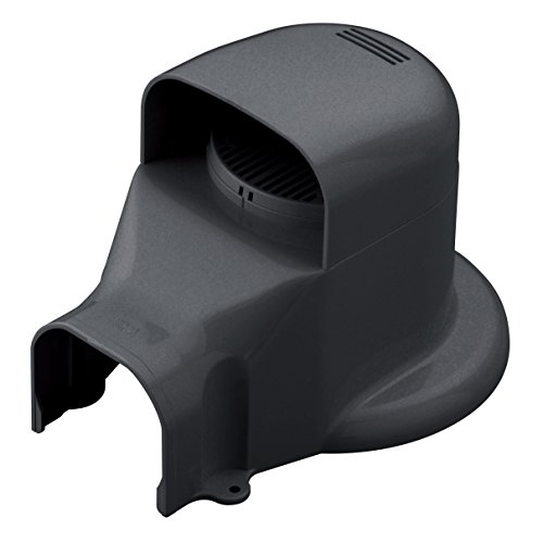 因幡電工 ウォールコーナー ACキャップ 換気エアコン用 LDWX70L-K