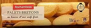 ロシャンボー パレ ブルトン 125g (Palets Bretons)