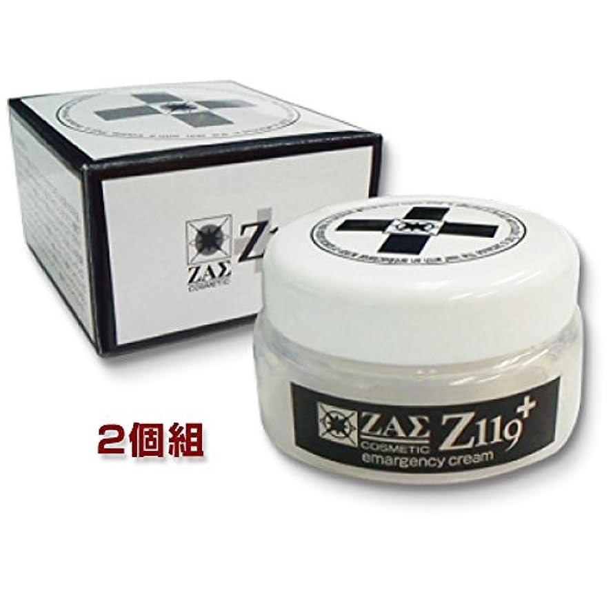 ペットラインコンクリート『Z119クリーム 2個組』肌トラブル緊急サポートクリーム 脂性?乾燥肌で起きる突然の肌トラブル(ニキビ?肌荒れ?かゆみ等)に対応 【メンズコスメ 男性化粧品|ザス】